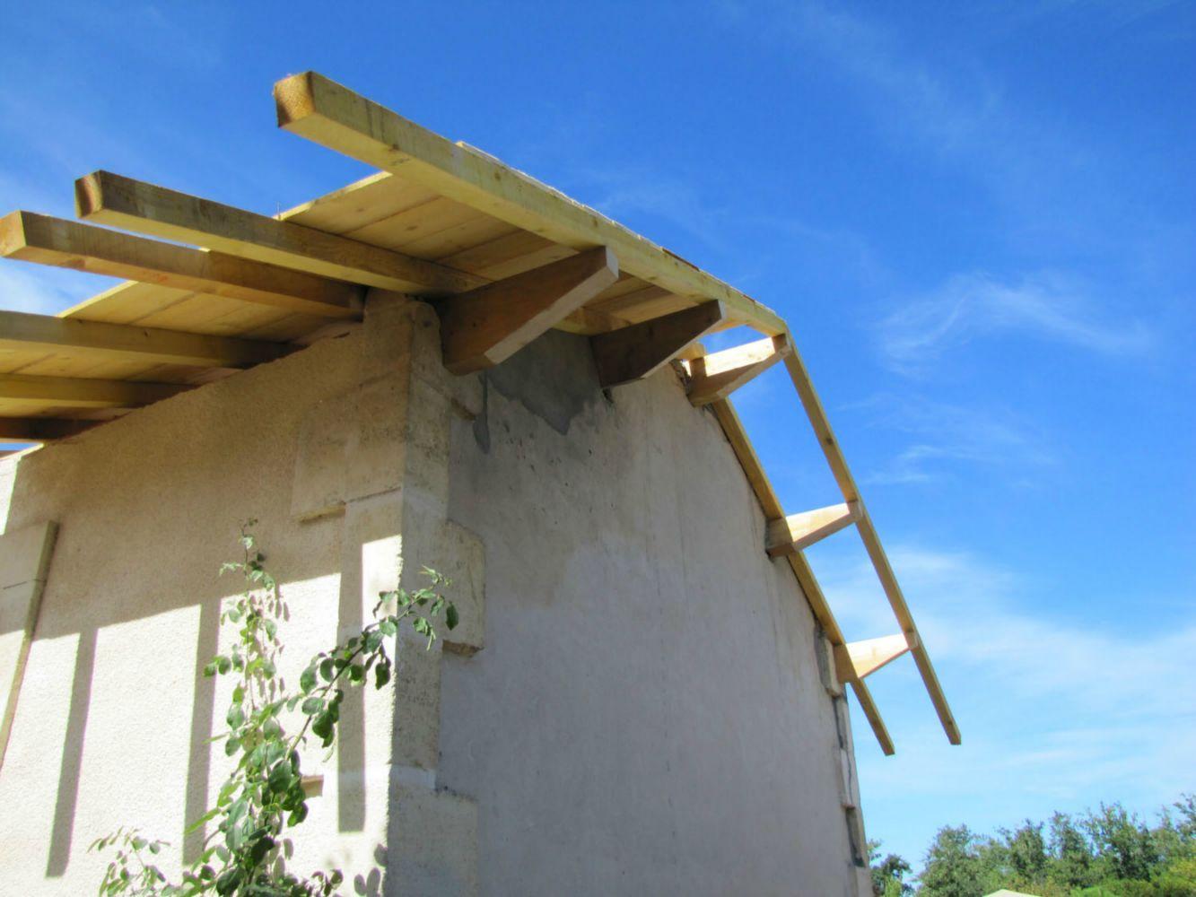 r novation d 39 une maison au porge artisan charpente menuiserie. Black Bedroom Furniture Sets. Home Design Ideas